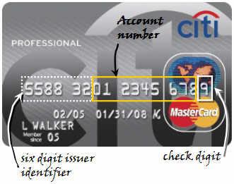 Kredi Kartı Numarası