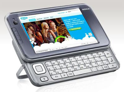 Nokia N810 Portable Internet Tablet