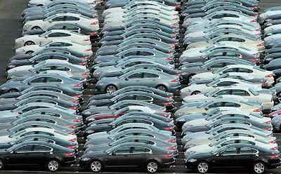 Satılamayan araçlar - Jaguar Land Rover