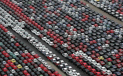 Satılamayan araçlar - İspanya Valensiya
