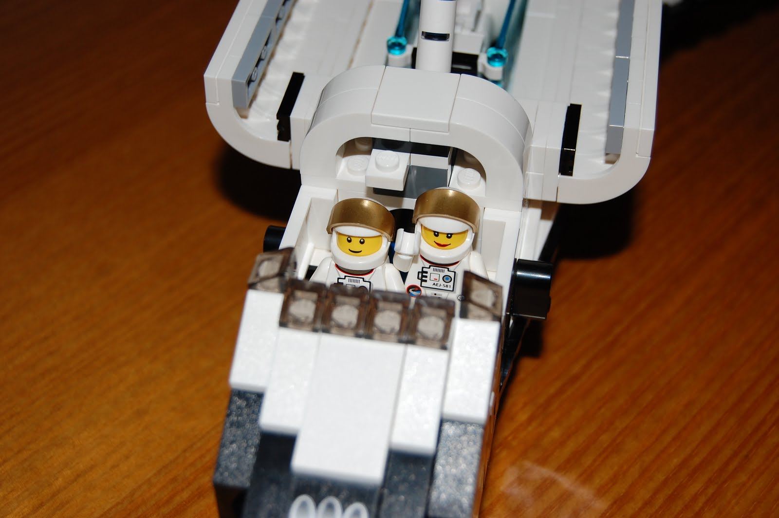 lego space shuttle a - photo #40