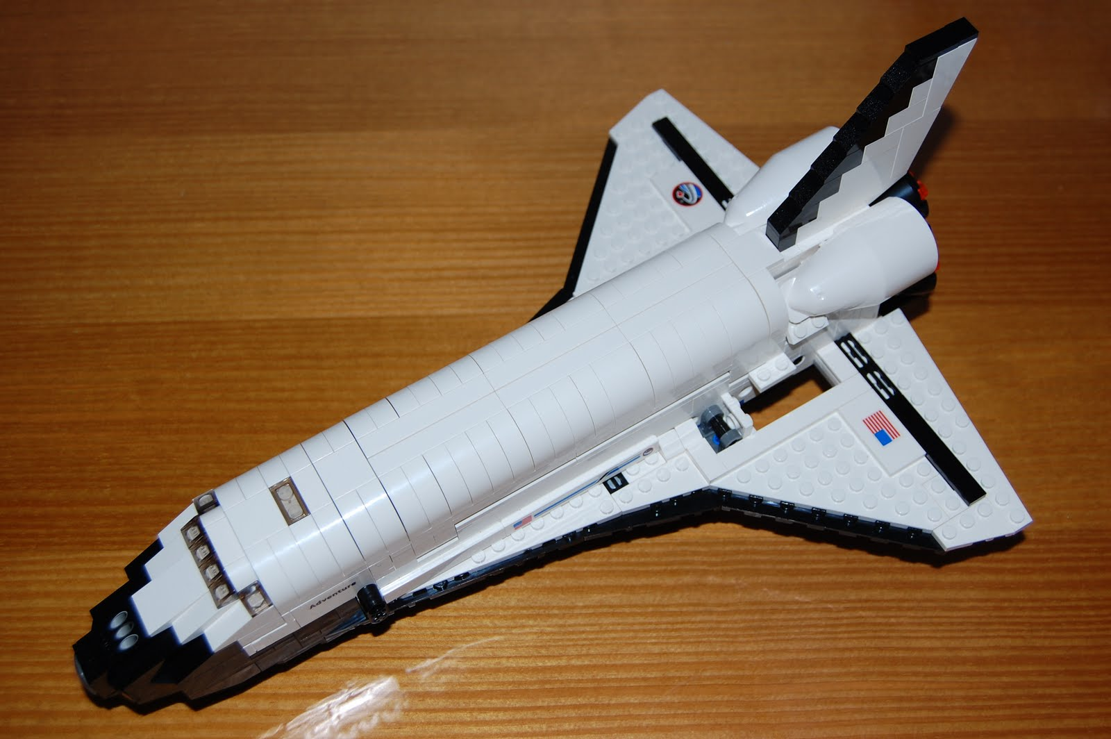 lego space shuttle a - photo #39