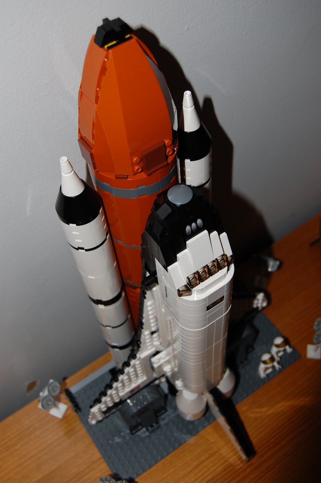 lego space shuttle a - photo #48