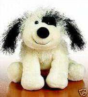 New Webkinz Black and White Cheeky Dog