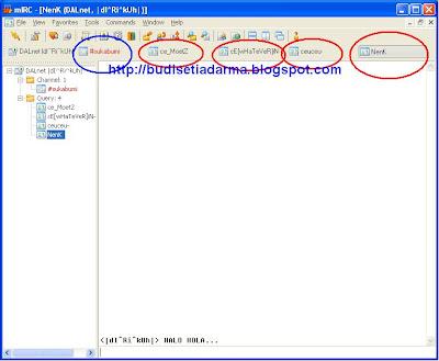 tambayan chat room