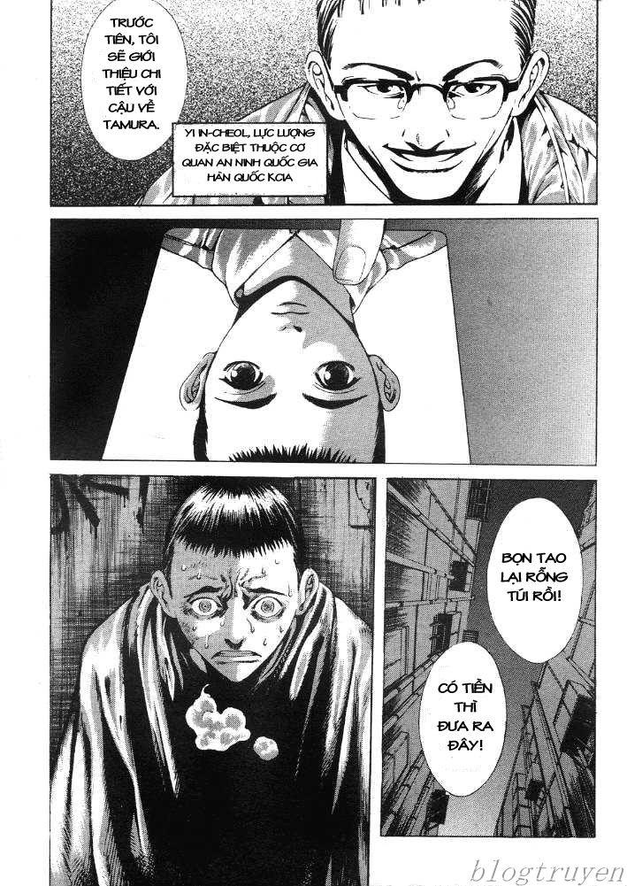 Zombie hunter chap 16 trang 9
