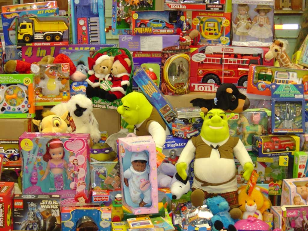 Donations Of Toys 56