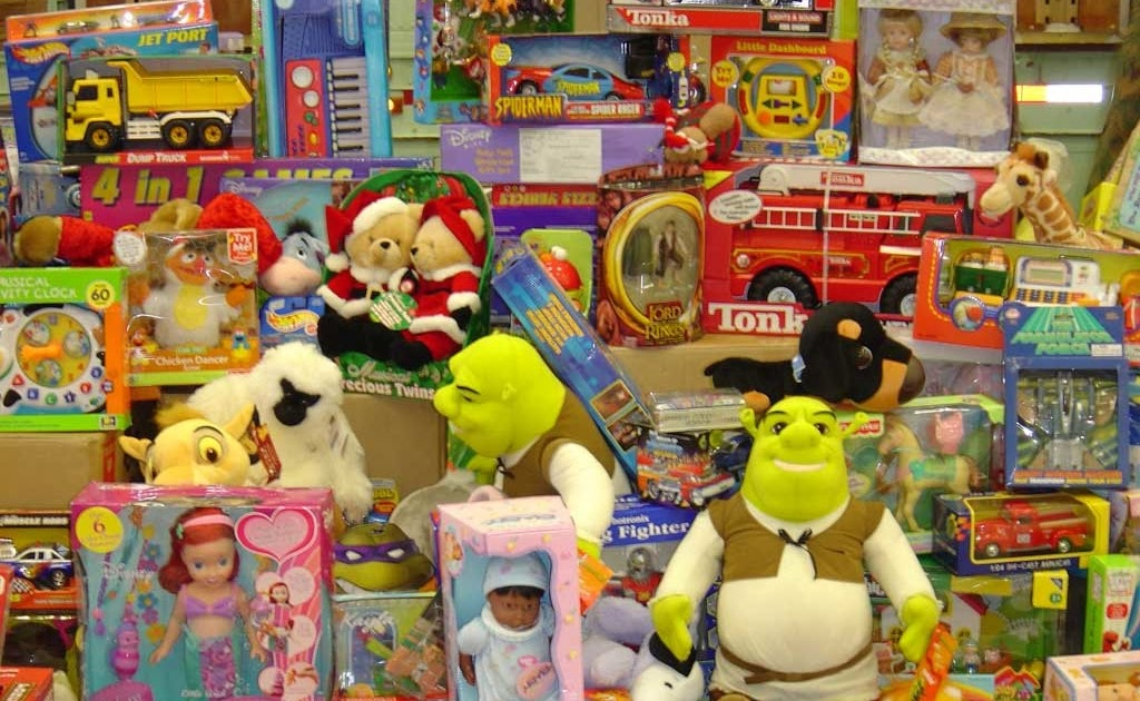 Jobsanger Salvation Army Is Throwing Away Donated Toys