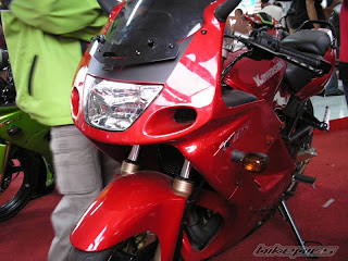 KAWASAKI NINJA RR - MOTORCYCLE MODIFICATION