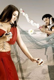 namitha in jaganmohini, hot stills,wallpapers of namitha from jaganmohini, raja namitha and nila in jaganmohini