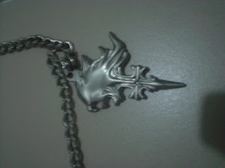 Clements garage sale march 2007 final fantasy 8 squall leonhart necklace for sale exact replica of the item squall leonhart wears in the game never worn condition 1010 mozeypictures Gallery