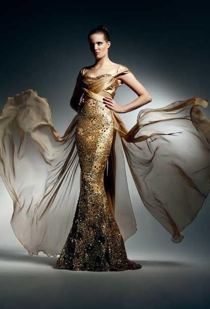مجله سکسی ها جدیدترین مدلهای لباس مجلسی 2010