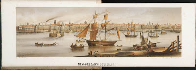 New Orleans (Louisiana.)  Lewis, Henry, 1819-1904.