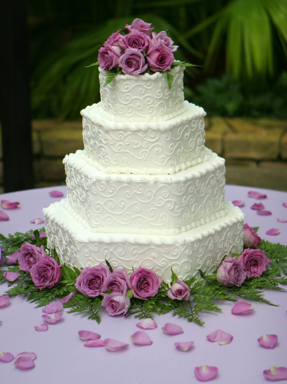 beautiful wedding cakes without fondant creativeevents 6 27 10 7 4 10 11231