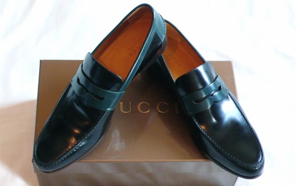 """What's he wearing?: gucci """"wimbledon"""" dress shoes"""