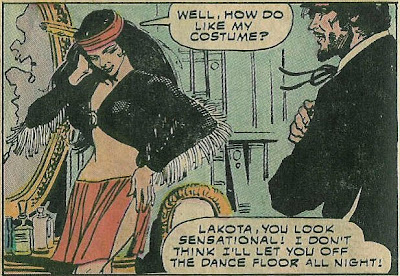 The extra creepy part: ol' Doc is totally turned on by Princess Poke-a-hot-ass.