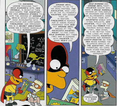 Bongo Comics Presents Simpsons Super Spectacular #4, page 4