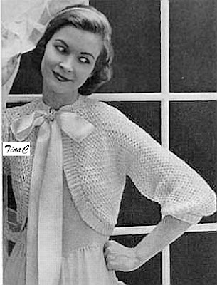 Crochet Shrug Patterns by Tess Dawson - Angel Yarns Rowan Yarn