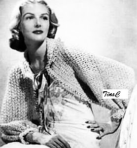 Totally Free Crochet Pattern Blog : Totally Free Crochet Pattern Blog - Patterns: Easy 1940s ...