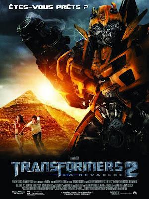 Transformers 2 – A Vingança Dos Derrotados (Dublado)