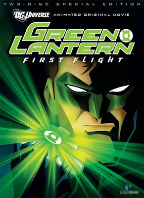 Baixar Filme Lanterna Verde: Primeiro Vôo - Dublado