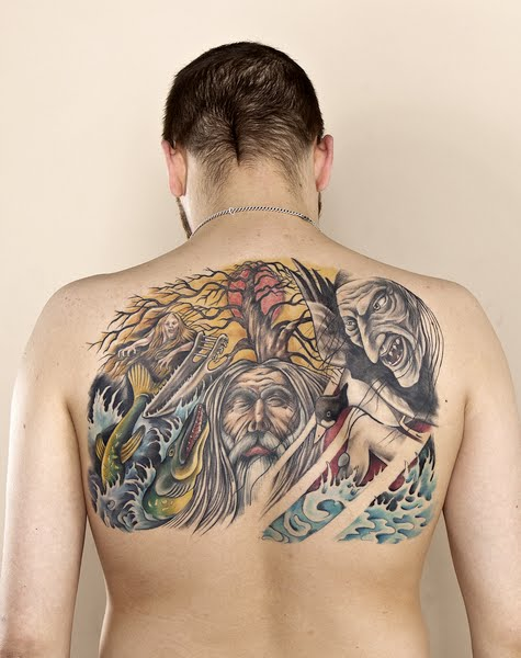 Kalevala Tattoo
