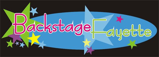 Backstage Fayette