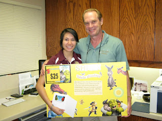 Dr. and patient John A Gerling DDS in McAllen TX