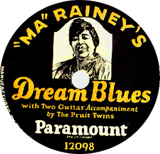 The mountain in logo is based on a doodle made by w. Havering On Paramount Records The Great Pre War Blues Label