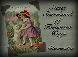 Secret Sisterhood of Forgotten Ways