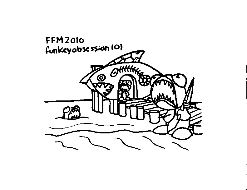 FunkeyObsession101: Coloring Pages