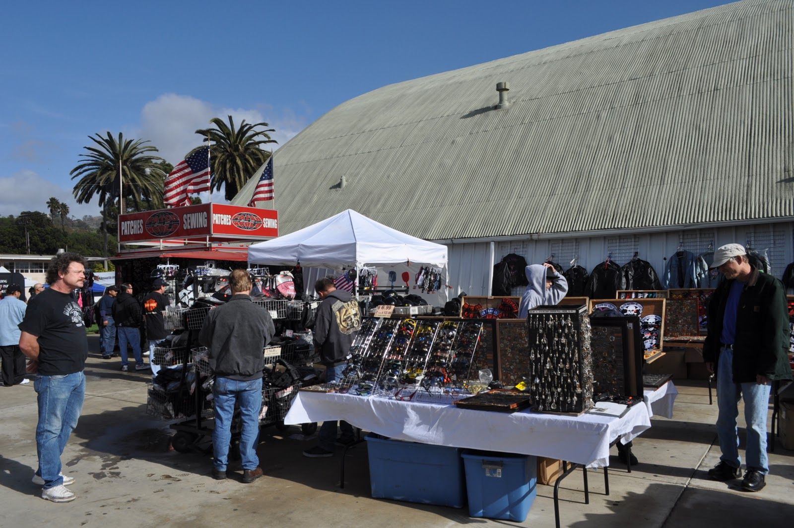 long beach veterans memorial stadium motorcycle swap meet