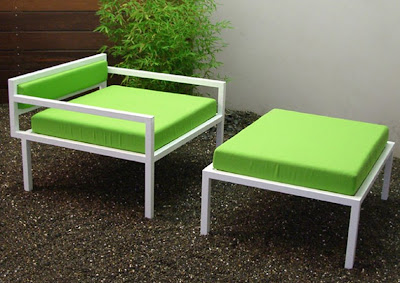 California Contemporary Furniture on Modern Design Blog  More Modern Outdoor Furniture