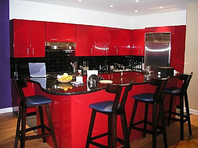 Home Kitchen Design on Furniture And Modern Home Designs That Clearly Show American Pride