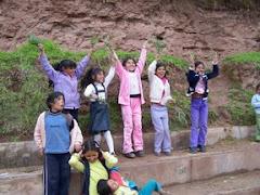 Peru Soccer Game