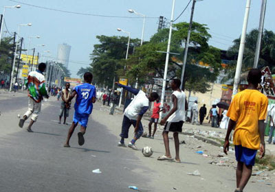 Brazzaville,+Congo 25 Dirtiest Cities In The World