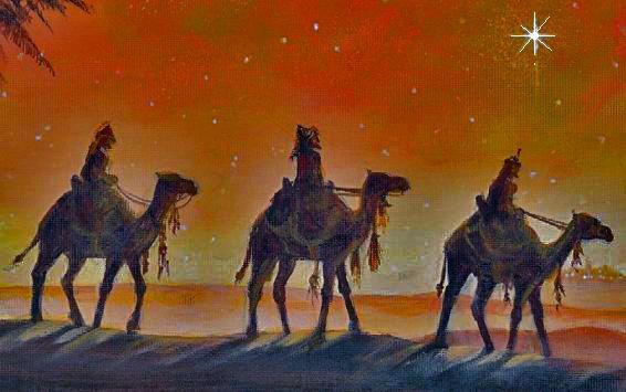 Antioch Community OutReach Church: Three Kings Day ...