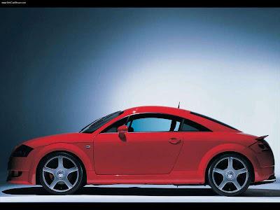 2002 Abt Audi Tt Limited. 2002 ABT Audi TT-Limited II