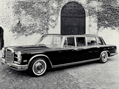 hitler wallpaper. 1964 Mercedes Benz 600 Pullman