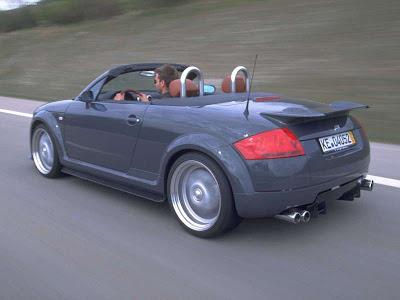 Audi Tt Roadster Wallpaper. 2002 ABT Audi TT Sport PICS