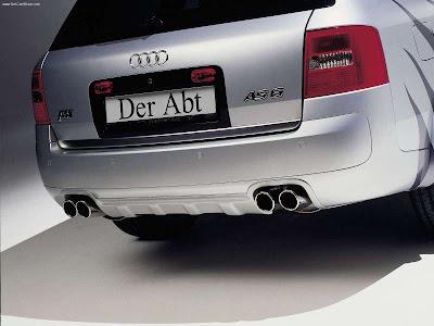 2002 Audi Allroad Quattro. 2002 ABT Audi allroad quattro