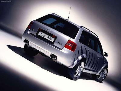 2002 Audi Allroad. 2002 ABT Audi allroad quattro