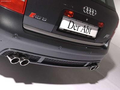 Planet Dcars 2005 Abt Audi As4 Avant