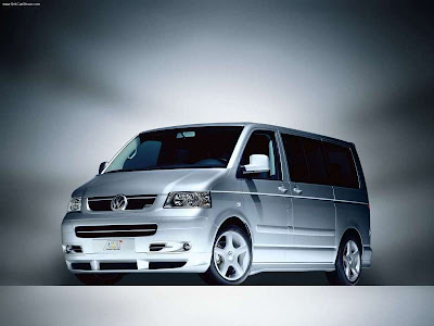 Latest  ABT VW Sporting Van T5