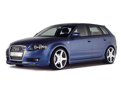 New ABT Audi AS3 Sportback