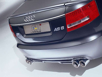 Latest ABT Audi AS6