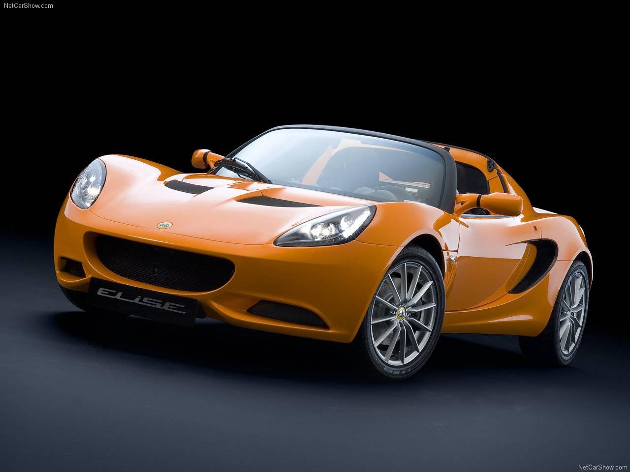 Lotus Auto Car: 2011 Lotus Elise