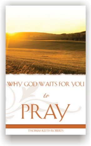 Keith's new book on prayer