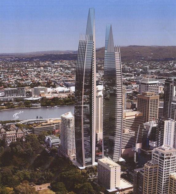 French Quarters Apartments: Brisbane Apartment: French Quarter