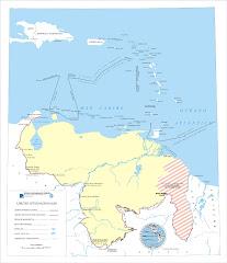 Limites de la República Bolivariana de venezuela